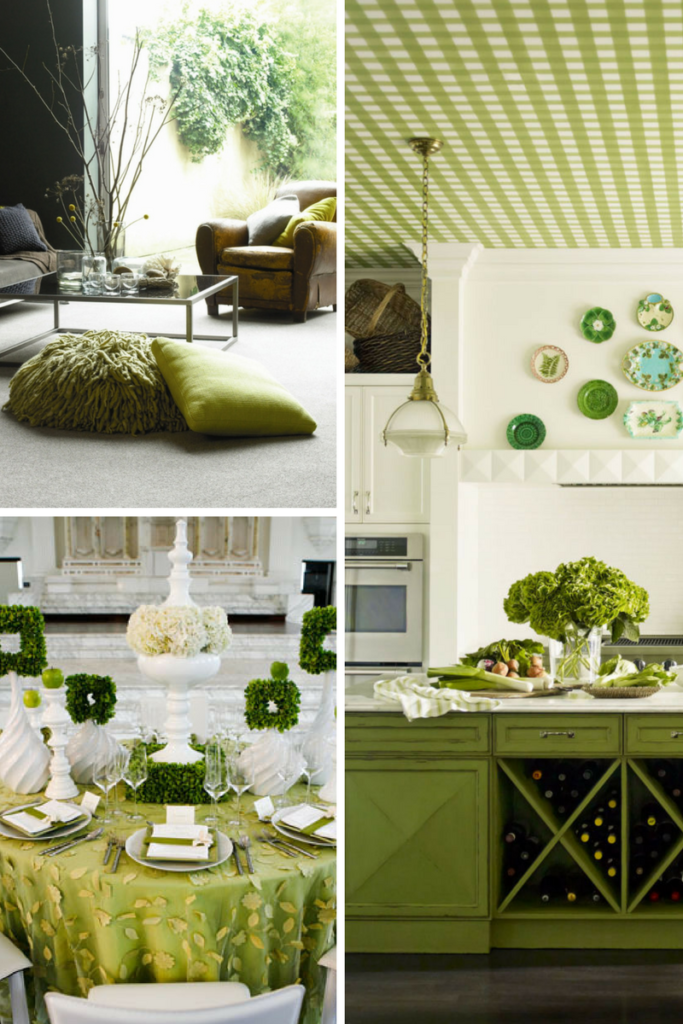 Tithof Tile & Marble greenery