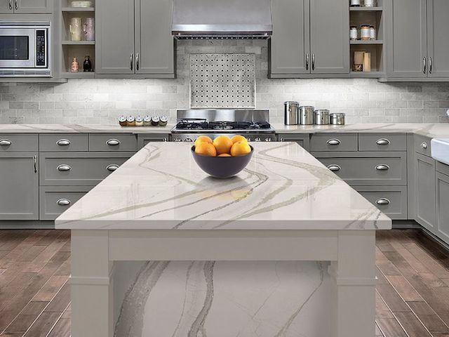In Addition To Their Durability, Quartz Kitchen Countertops Come In A  Variety Of Colors U0026 Patterns To Perfectly Compliment Cabinetry, Hardware  And ...