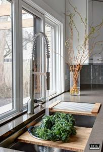 Tithof Tile & Marble custom kitchen