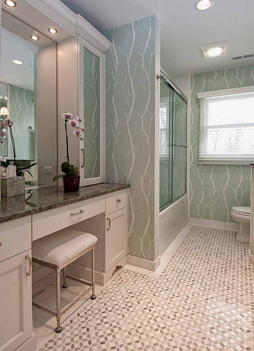 TILE Tithof Tile Marble - Bathroom tile chicago