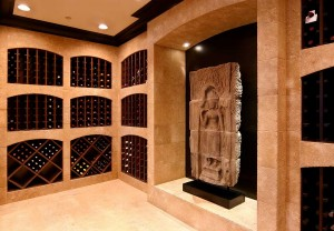 Chicago-Custom-Wine-Celler-Tile-Design