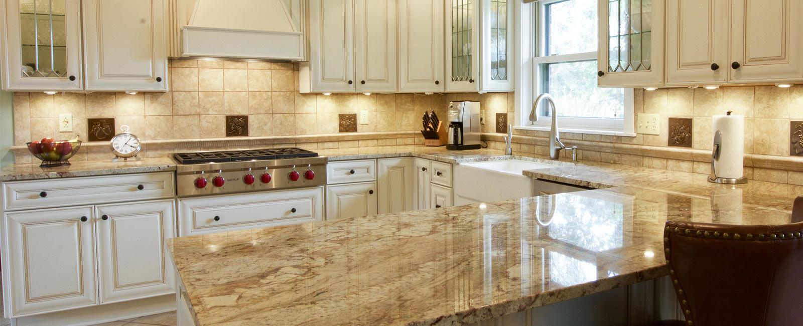 Marble & Granite Work