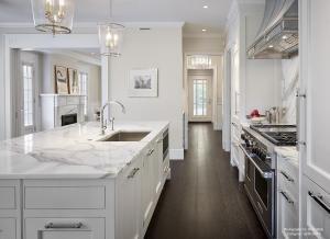Tithof Tile & Marble custom kitchen